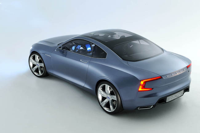 Volvo Concept Coupe 2013 39