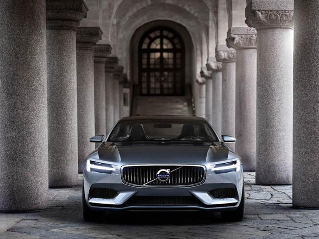 Volvo Concept Coupe 2013 4
