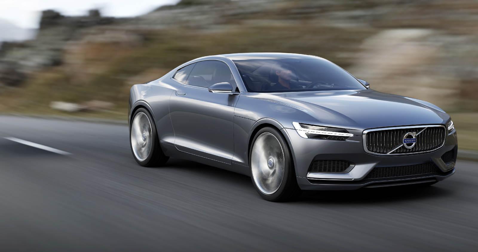 Volvo Concept Coupe 2013 6