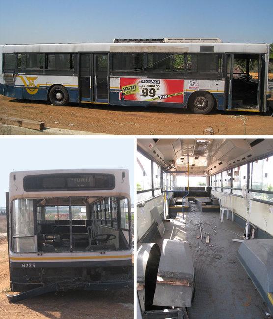 bus israel casa 7