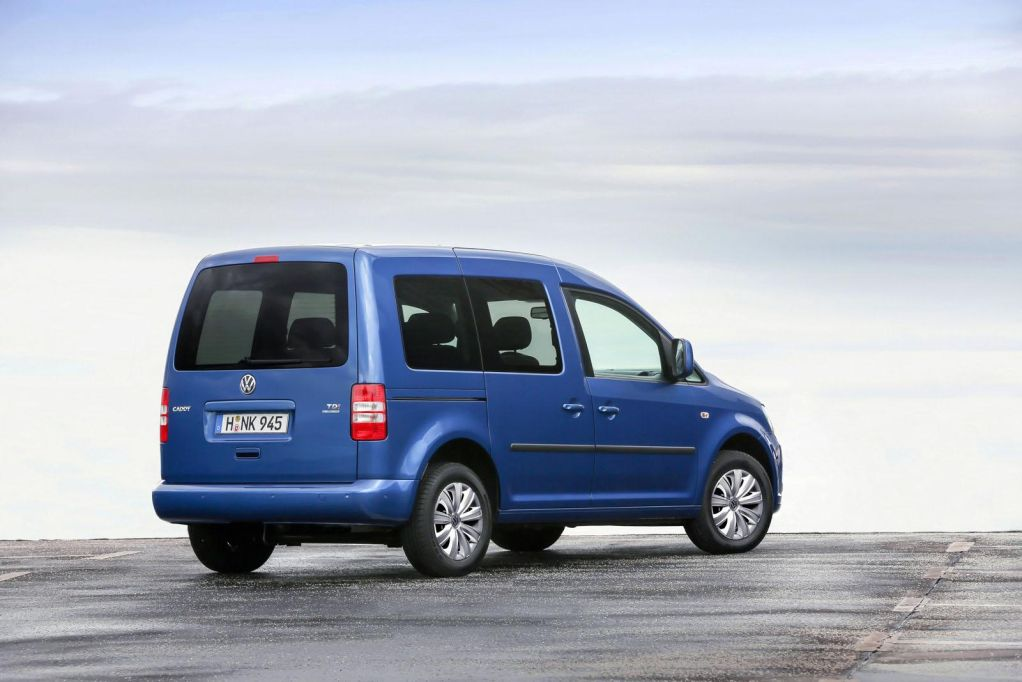 volkswagen caddy bluemotion 2