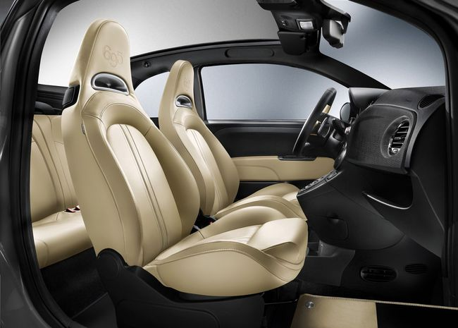 Abarth 695 Edición Maserati 2013 05 interior