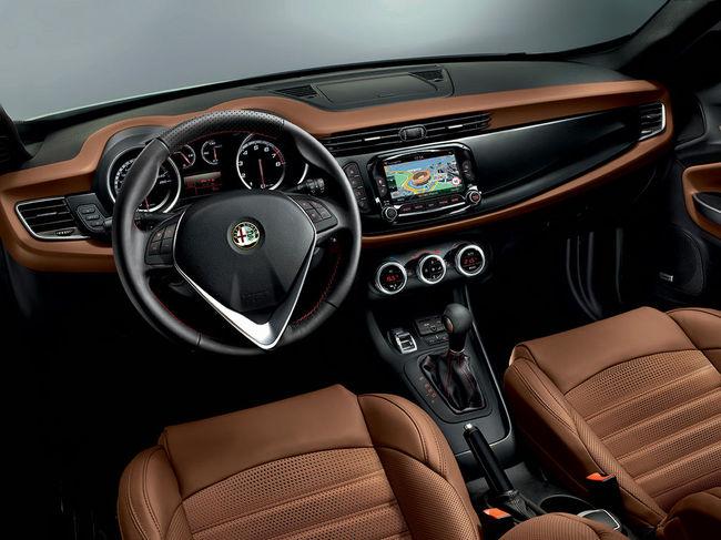 Alfa Romeo Giulietta 2014 05 interior