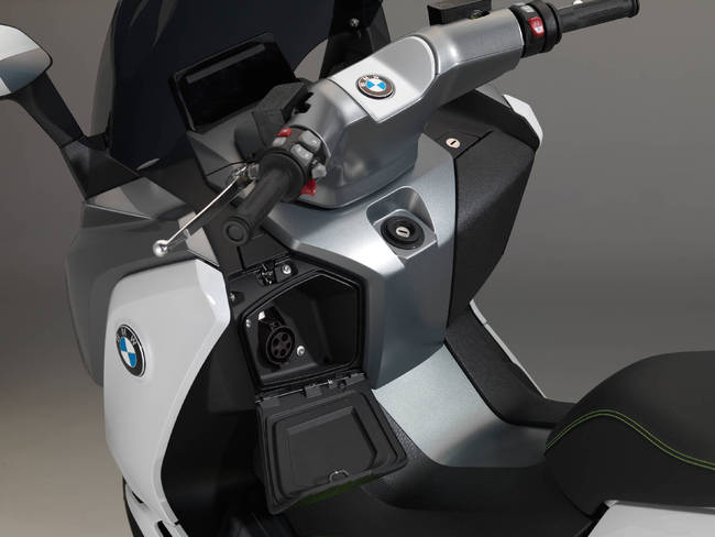 BMW C Evolution 2013 63