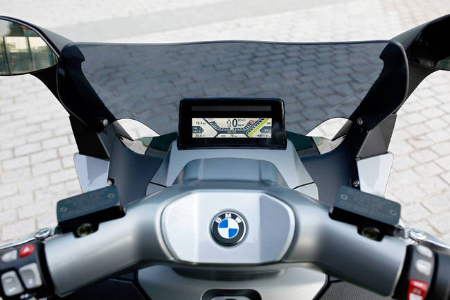 BMW C Evolution 2013 70
