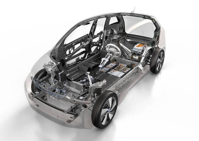 BMW i3 2013 5