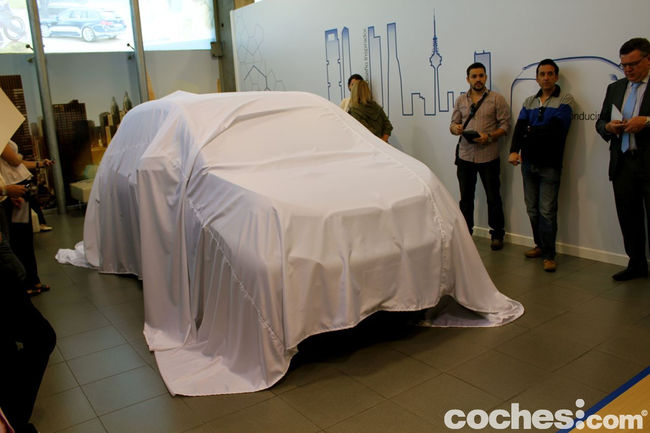 BMW i3 2013 presentacion 1
