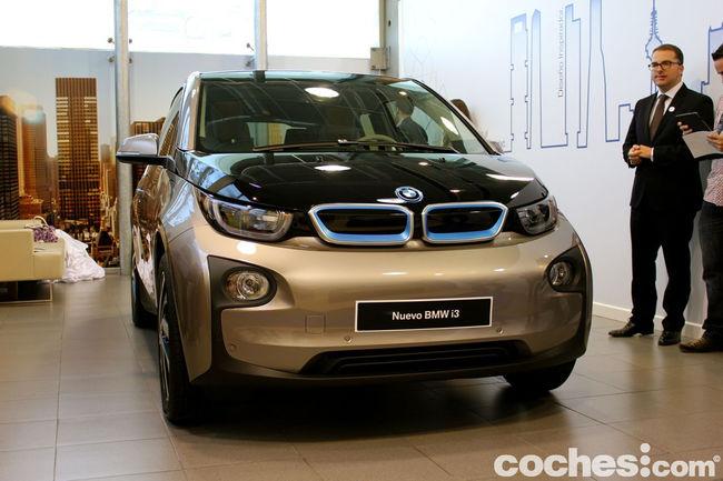 BMW i3 2013 presentacion 10
