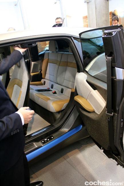 BMW i3 2013 presentacion 20