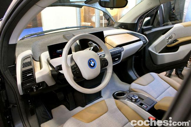 BMW i3 2013 presentacion 27