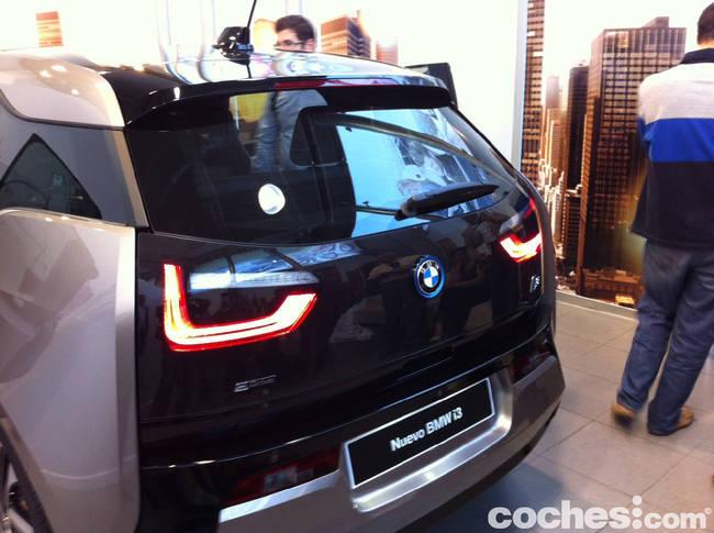 BMW i3 2013 presentacion porton 1