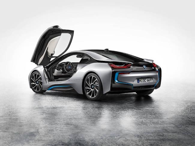 BMW i8 2014 7