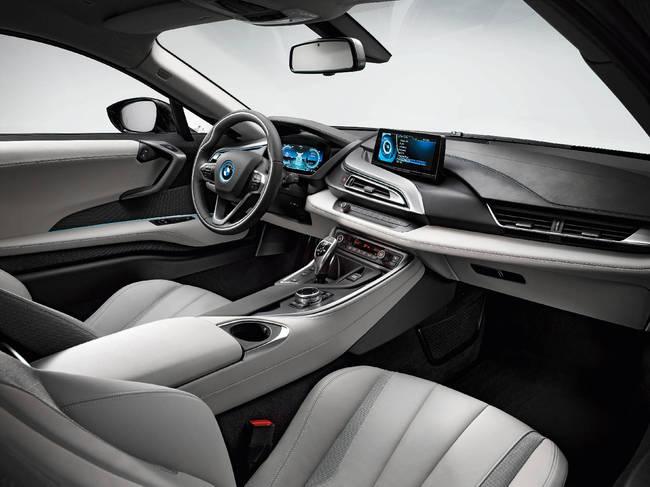 BMW i8 2014 8
