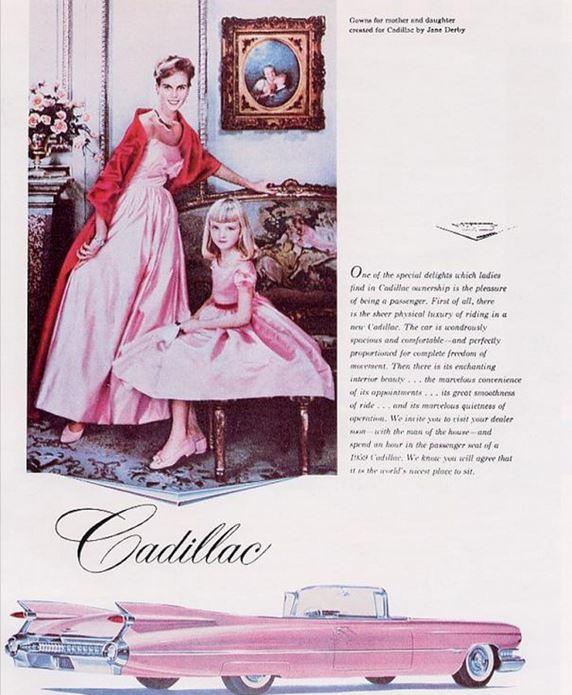 anuncio sexista Cadillac