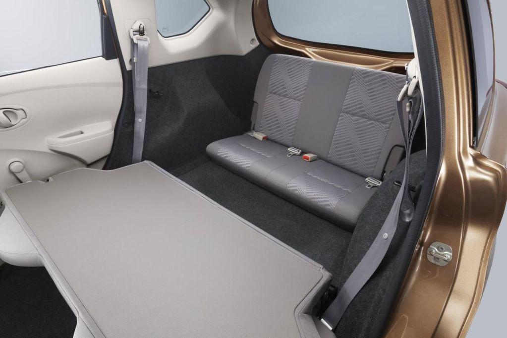 Datsun Go Segundo Modelo De La Marca Low Cost De Nissan