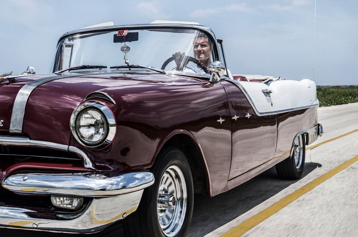 David Coulthard Cuba clasicos