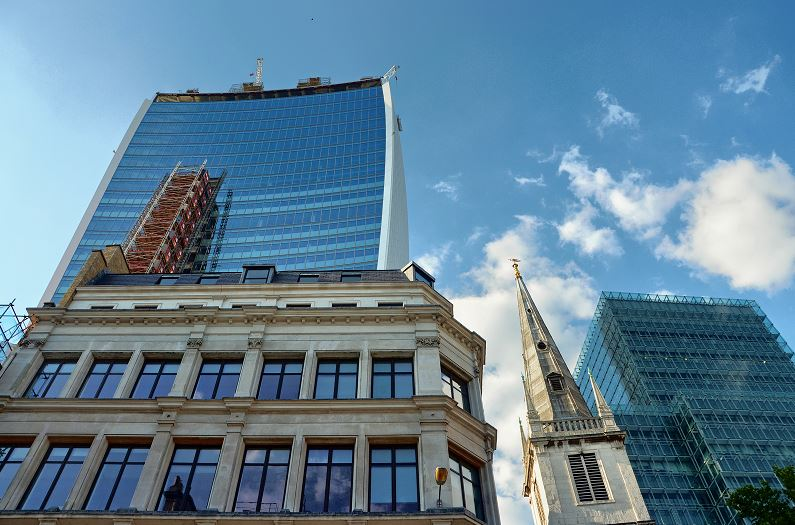 Edificio Walkie Talkie
