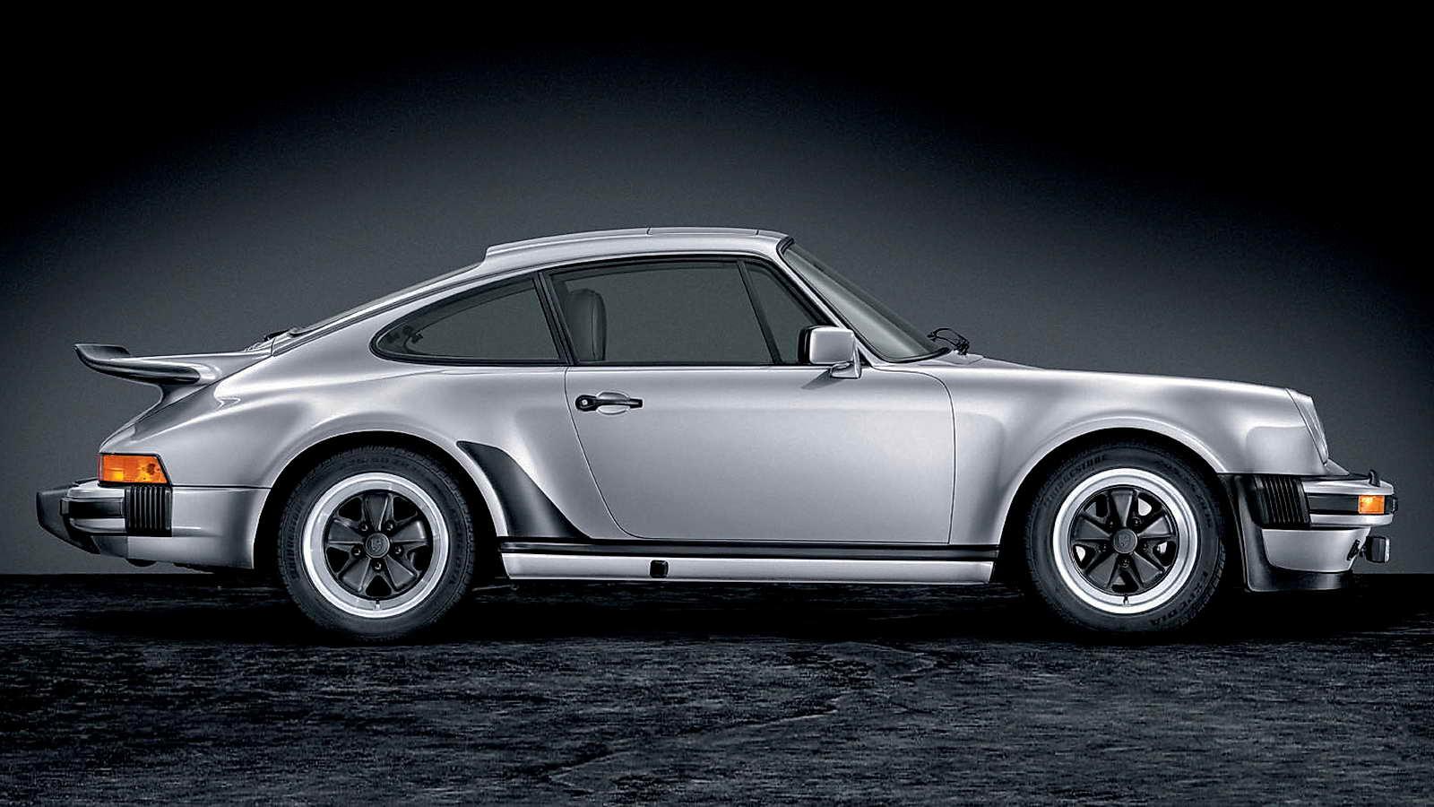 Historia Del Porsche 911 Segunda Generaci 243 N 1973 El Porsche 930
