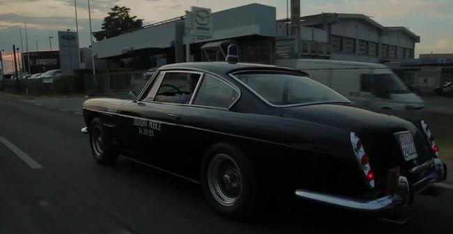 Ferrari 250 GTE polizia Italia 03