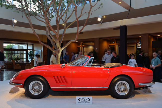 Ferrari 275 Nart Spider 10