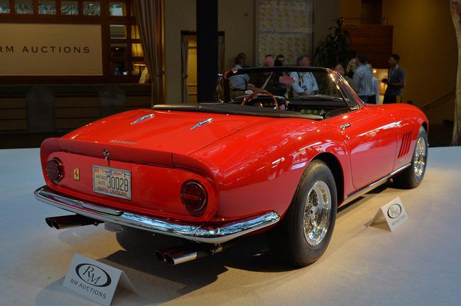 Ferrari 275 Nart Spider 11