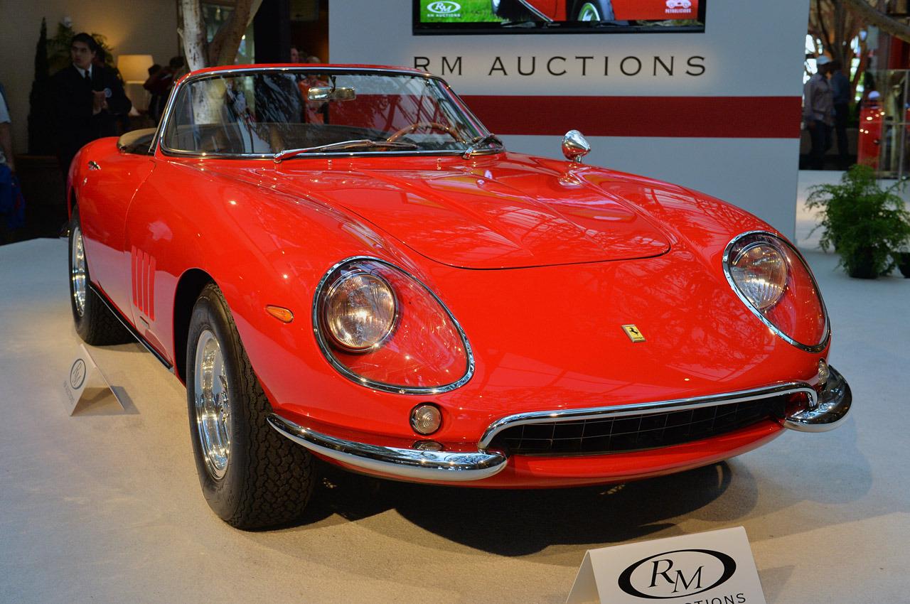 Ferrari 275 Nart Spider 8