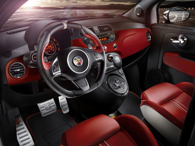 Fiat 595 Abarth 50 Aniversario 5