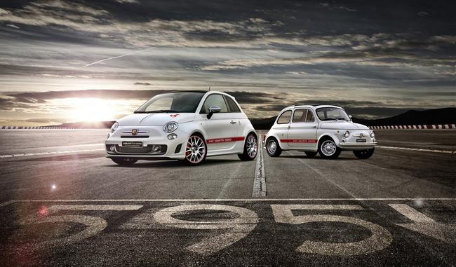 Fiat 595 Abarth 50 Aniversario 7
