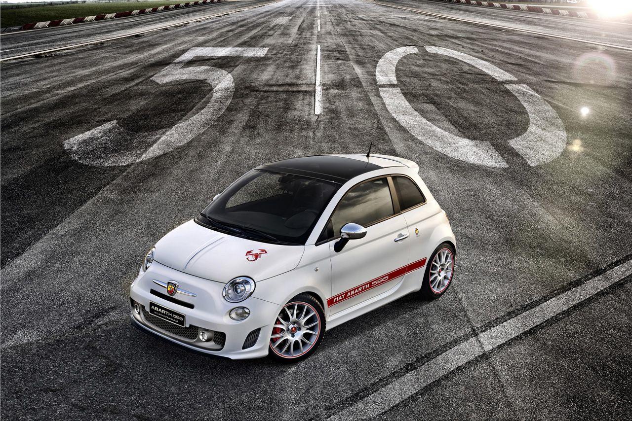 Fiat 595 Abarth 50 Aniversario 9