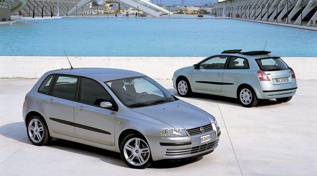Fiat Stylo 2002