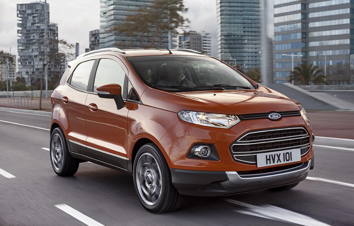 Ford EcoSport 2013 06