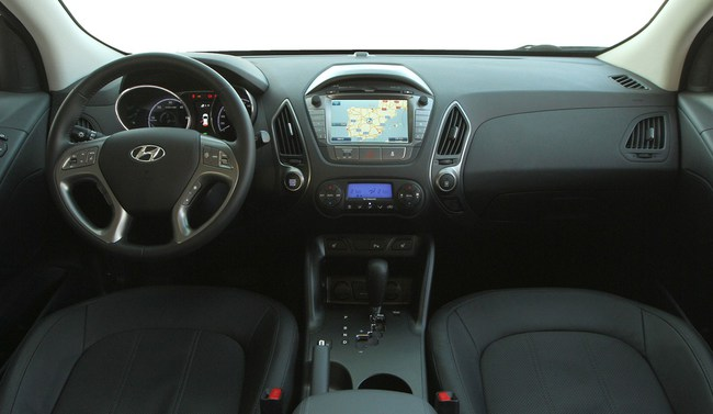 Hyundai ix35 2013 22 interior