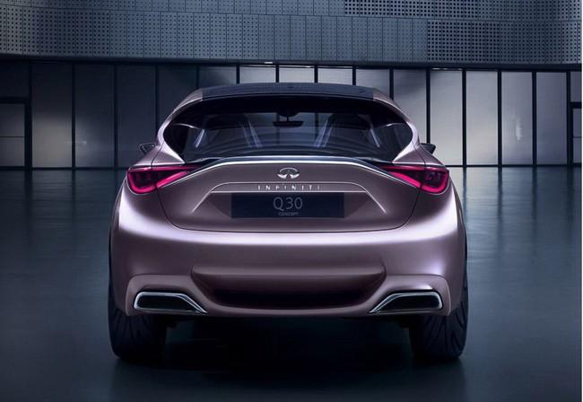 Infiniti Q30 Concept 2013 05
