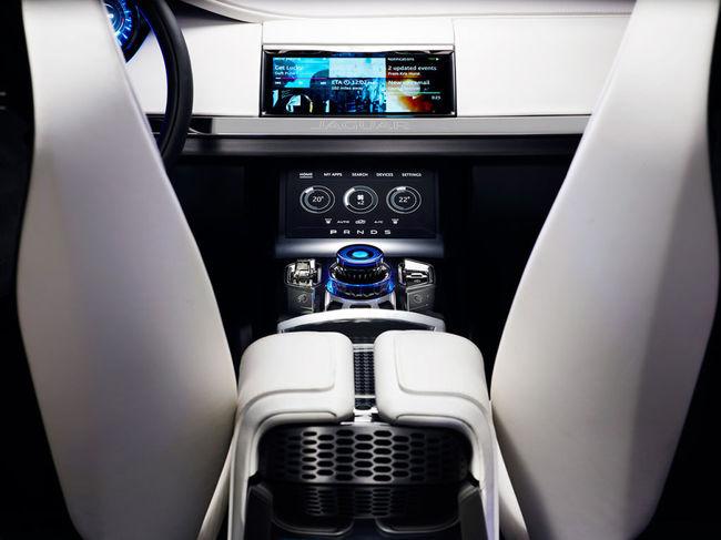 Jaguar C-X17 Concept 2013 36 interior