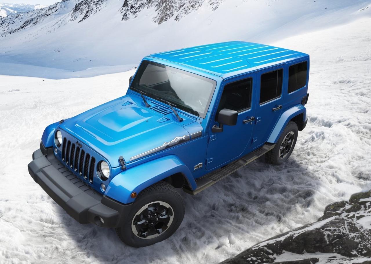 Jeep Wrangler Polar 3
