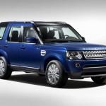 Land Rover Discovery 2014 imagen de estudio