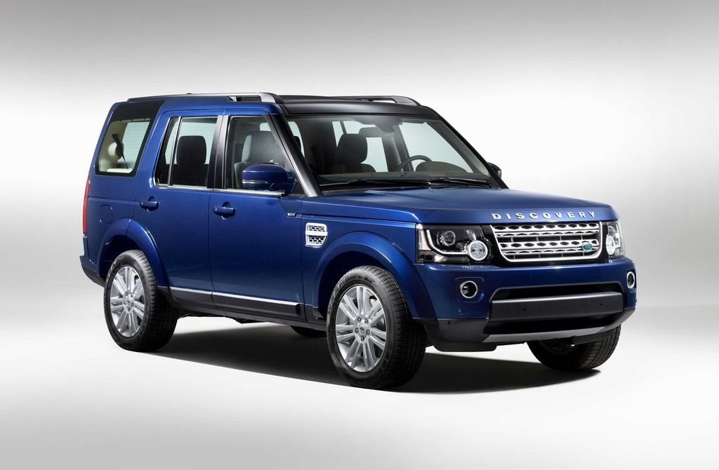Land Rover Discovery 4 2013 03