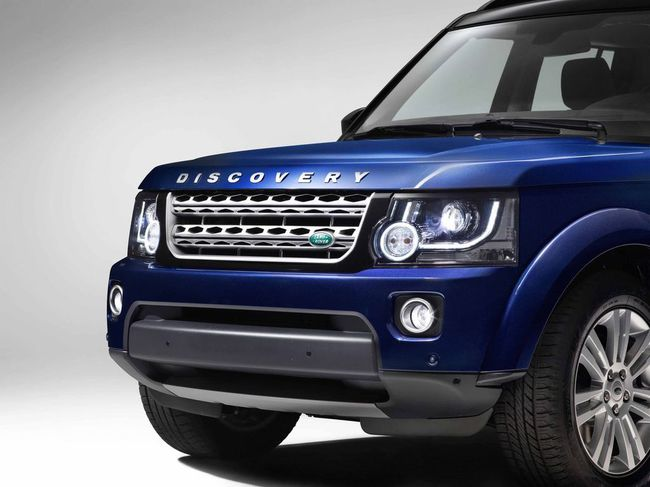 Land Rover Discovery 2014 frontal
