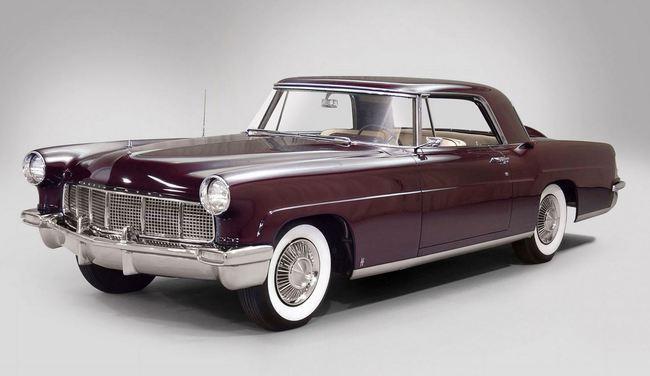 Lincoln Continental 1956