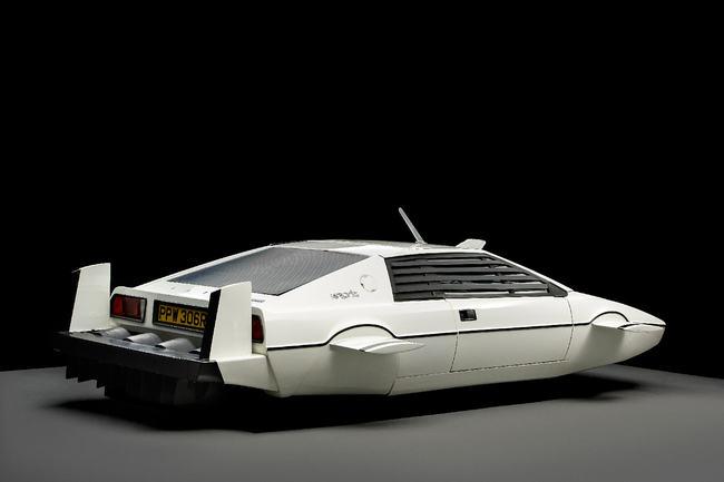 Lotus Esprit Submarino 007 1974  2