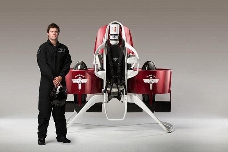 Martin Jetpack 3