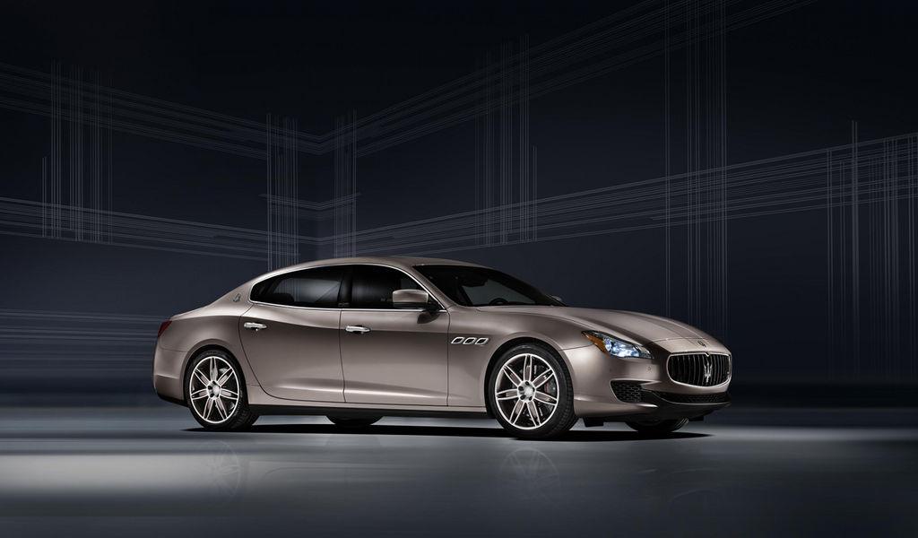 Maserati Quattroporte Ermenegildo Zegna 01
