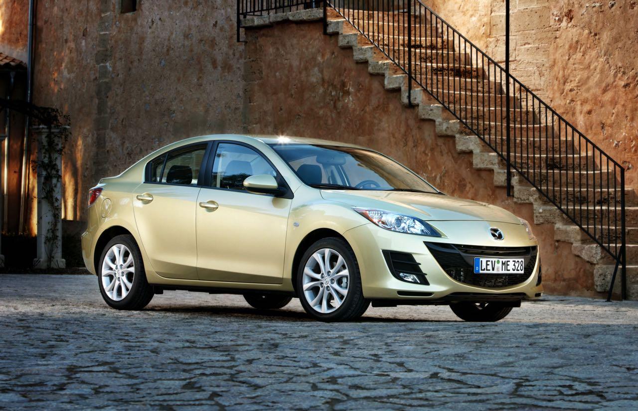 Mazda 3 Sportsedan >> Mazda 3 Sportsedan 2009: Precios, motores, equipamientos