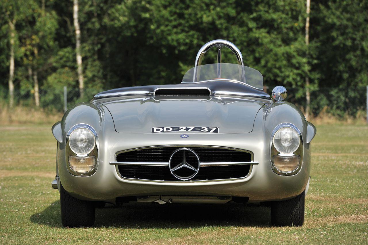 Mercedes-Benz 300 SLS Racing 1957 05