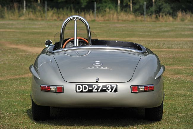 Mercedes-Benz 300 SLS Racing 1957 06