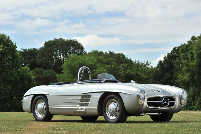 Mercedes-Benz 300 SLS Racing 1957 17