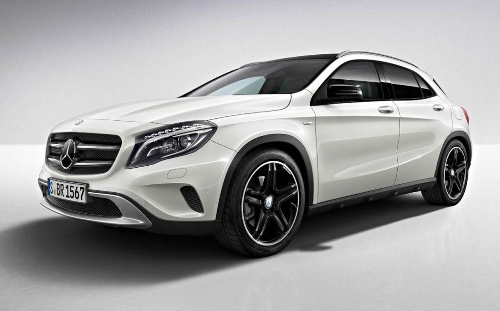 Mercedes GLA Edition 1 2013 01