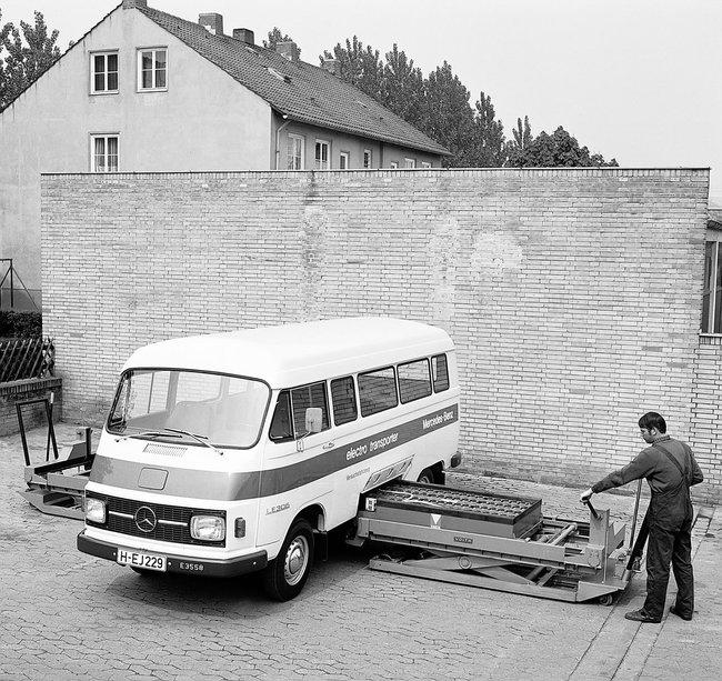 Mercedes OG LE 306 1972
