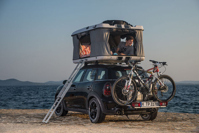 Mini Countryman ALL4 Camp 4
