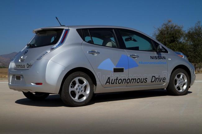 Nissan Leaf autonomo 03